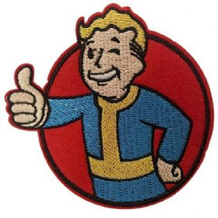 Fallout 'Vault Boy' Patch